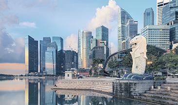 シンガポール在住の日系建設会社