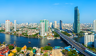 タイの建設基本情報