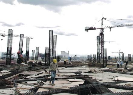 インドの建設投資へのCOVID-19の影響